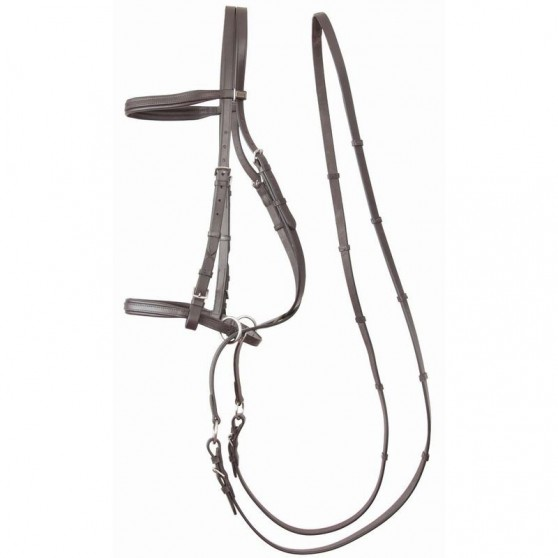 "Bridon Bitless nylon luxe Best-Price ""Bitless bridle"""