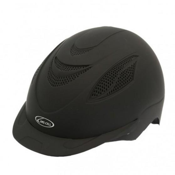 Bombe casque Ventex Lamicell Noir