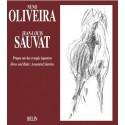 Propos sur des croquis équestres : Nuno Oliveira Jean-Louis Sauvat