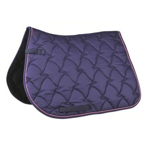 Tapis poney mixte ou dressage Bleu