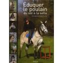 Eduquer le poulain : du sol à la selle - Véronique De Saint Vaulry