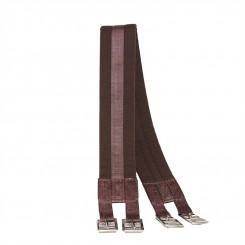 Sangle coton boucles à rouleau pour cheval taille 145