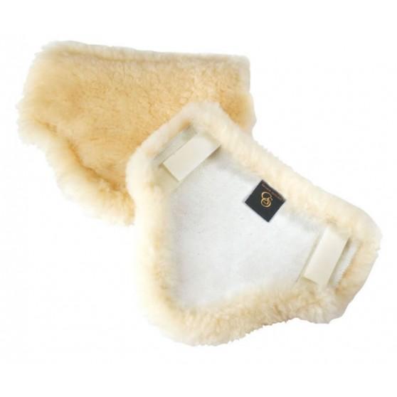 Garnitures Intérieurs protege-boulet mouton véritable CSO