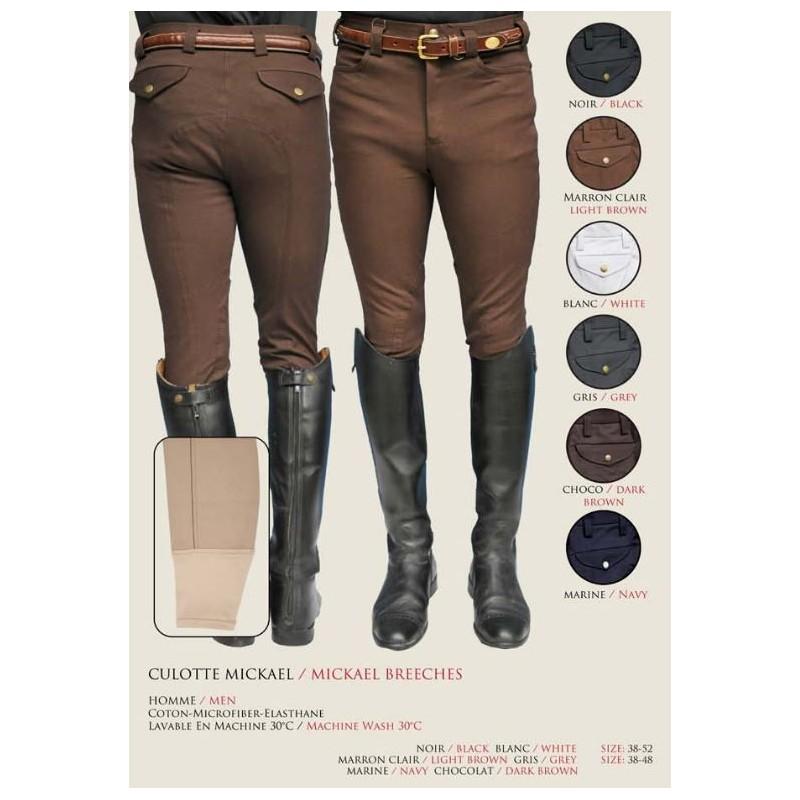 pantalon homme equitation