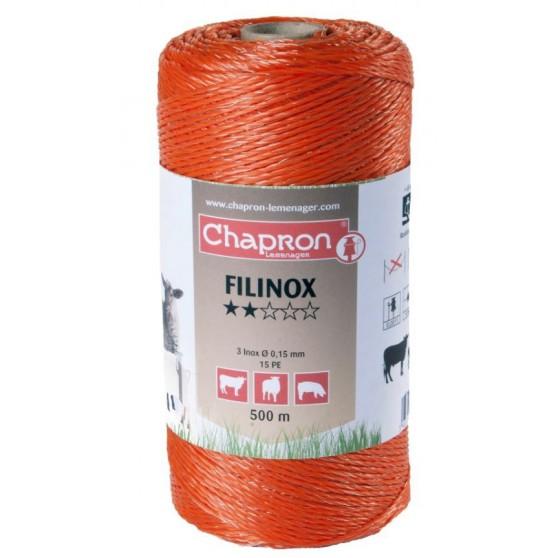 Cable pour clôture Filinox 500m