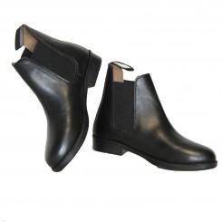 Boots d'équitation cuir avec élastique Meilleur prix d'Europe