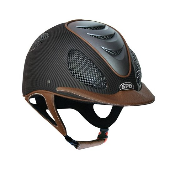 Casque GPA Speed'Air Carbone 2X