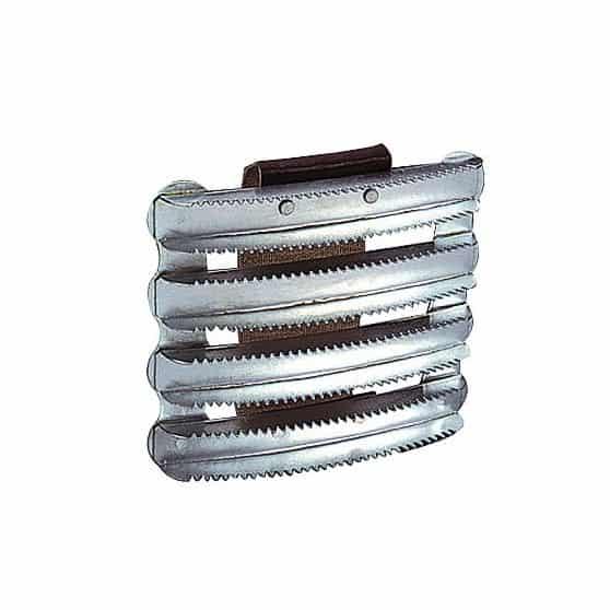 etrille-metallique-carre