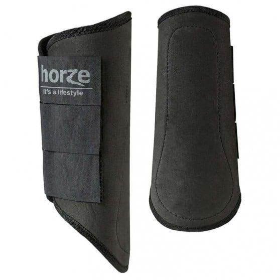 Boots doublure intérieure en pile Horze Noir