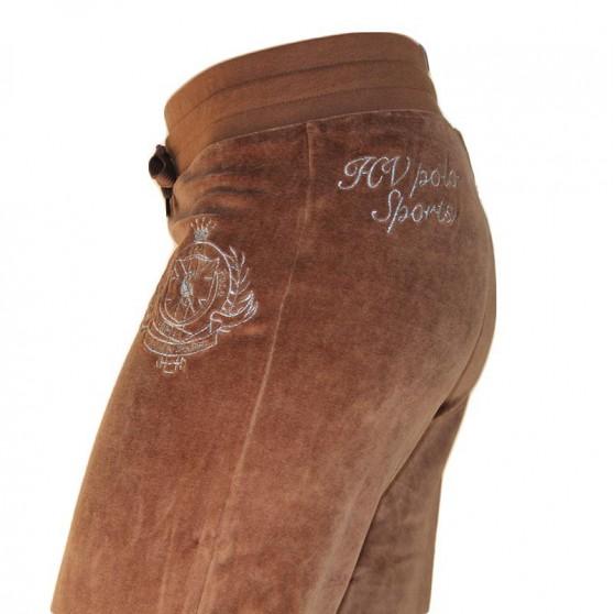 Pantalon en velour pour femme par Hv Polo
