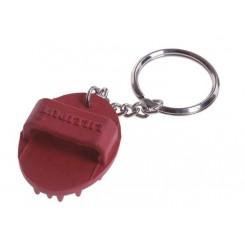Porte-clés en forme d'étrille