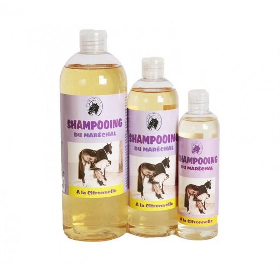 Shampoing biodégradable naturel insectifuge du maréchal