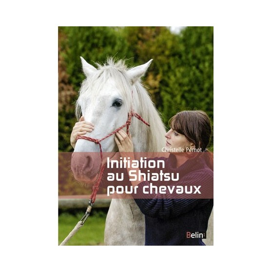 Initiation au Shiatsu pour chevaux : Christelle Pernot