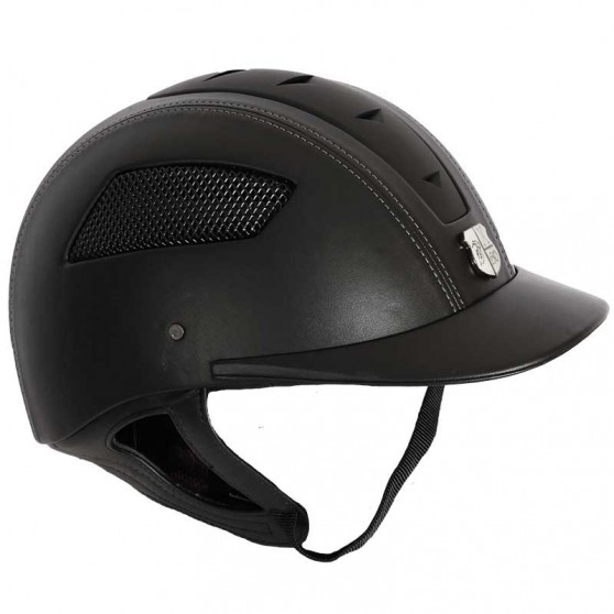 Casque d'équitation Riding Helmet Elite HV Polo par Happy Valley