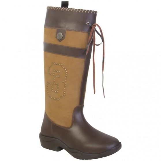 Country Boots HV-Polo