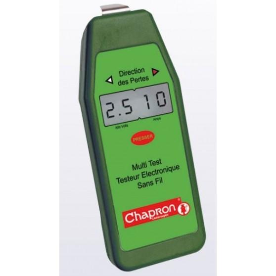 Multi test sans fil Chapron Lemenager