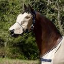 Masque anti-mouches Horze Seville, protection des naseaux