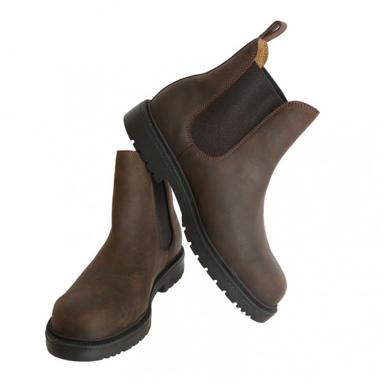 Boots safety DMH Equitation sécurité
