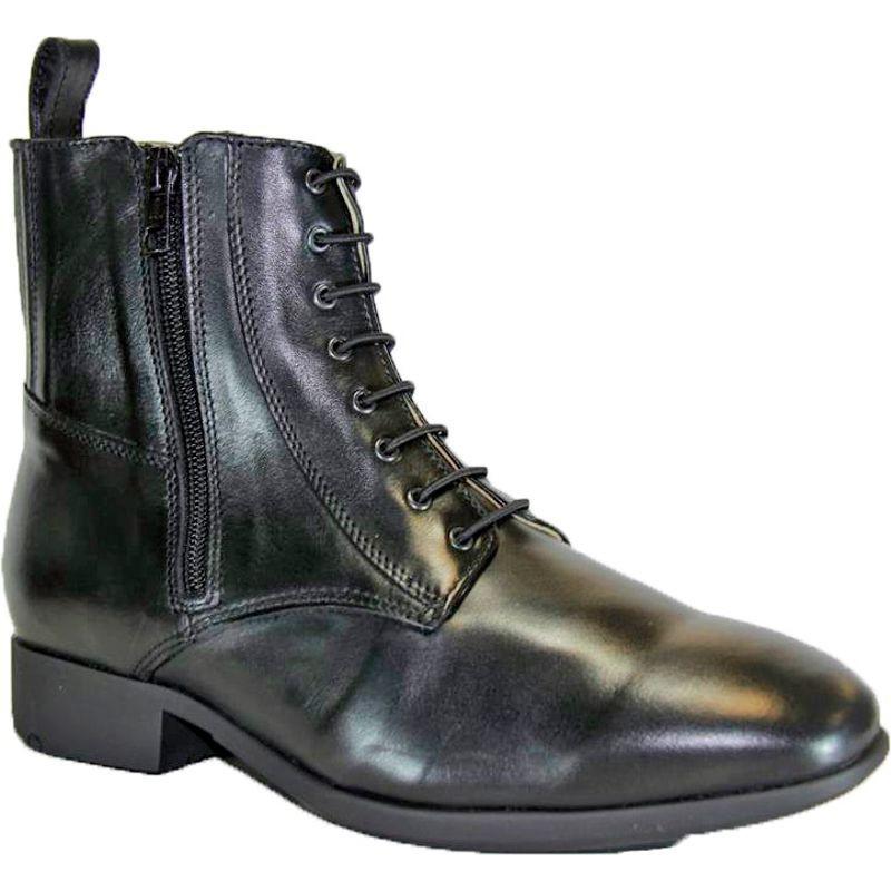 boots cuir de vachette pleine peau ferreira a nova dmh fabriqu es a. Black Bedroom Furniture Sets. Home Design Ideas