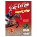 Les Fondamentaux de l'Equitation - Galops 5 à 7 - Nouvelle édition