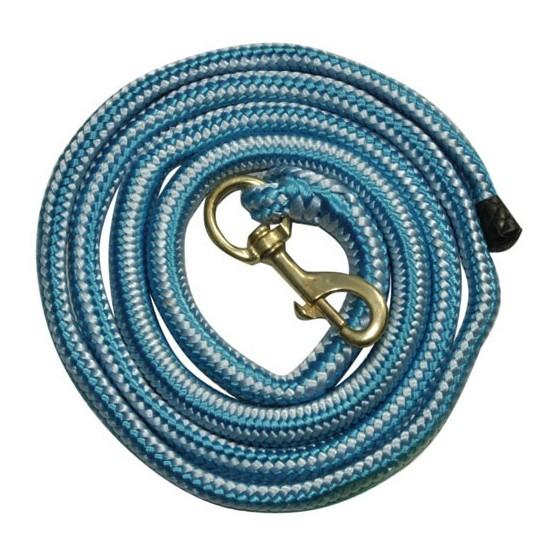 TdeT Longe de 2m60 élastique Bleu / Bleu ciel