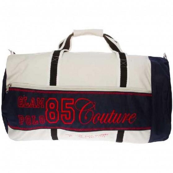 Grand sac Desi Crown Canvas HV Polo Ecru