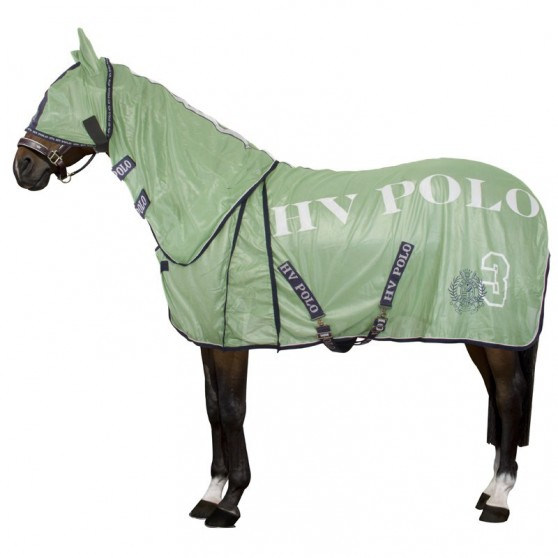 Chemise anti-mouche avec couvre encolure HV Polo Favouritas Pistache