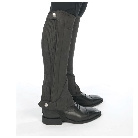 Mini-chaps cuir synthétique RG-Lamicell