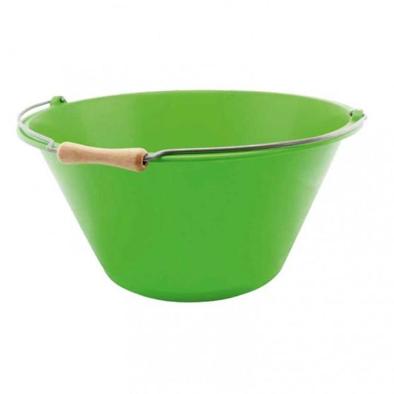 Seau conique pour alimentation et abreuvement 23 litres
