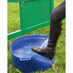Bac abreuvoir de pâture flexible pour chevaux qualité plus