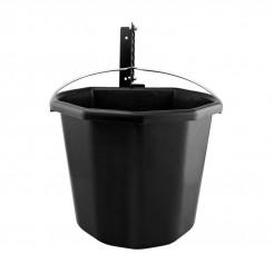 Seau d'écurie 20 litres contact alimentaire spécial accrochage