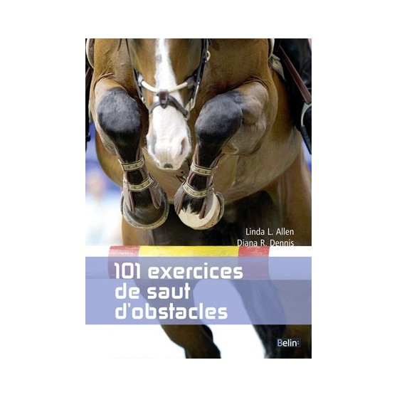 101-exercices-de-saut-d-obstacles-linda-allen-diana-dennis