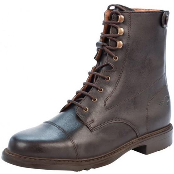 Boots Dandy Performance cuir de vachette à lacets