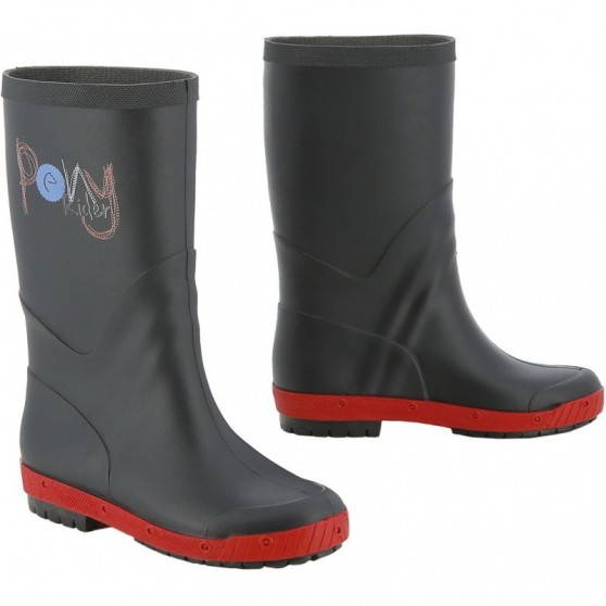 Bottes synthétiques Equi-Kids Pony Rider