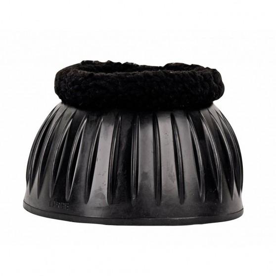 Cloches en caoutchouc -Economic Plus- HKM Noir