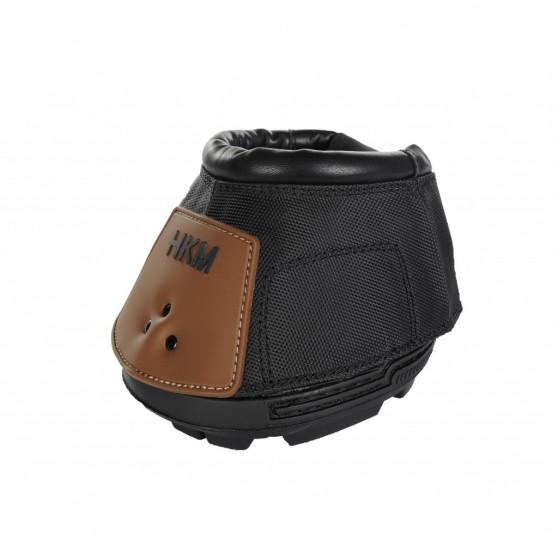 Chaussure de dépannage Hipposandale HKM Noir