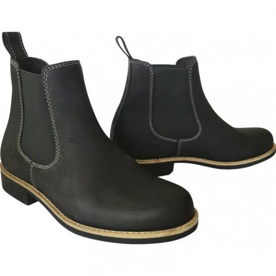 bb96e2b2842252 Boots camargue Equi-thème Milano cuir