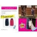 Gilet matelassé réversible Pony Love EQUI KIDS Filles
