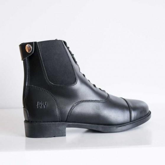 Boots synthétique RIDING WORLD à lacets