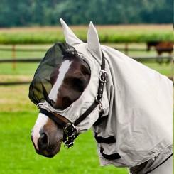 Masque intégral Bonnet anti UV anti-eczéma Dermite estivale