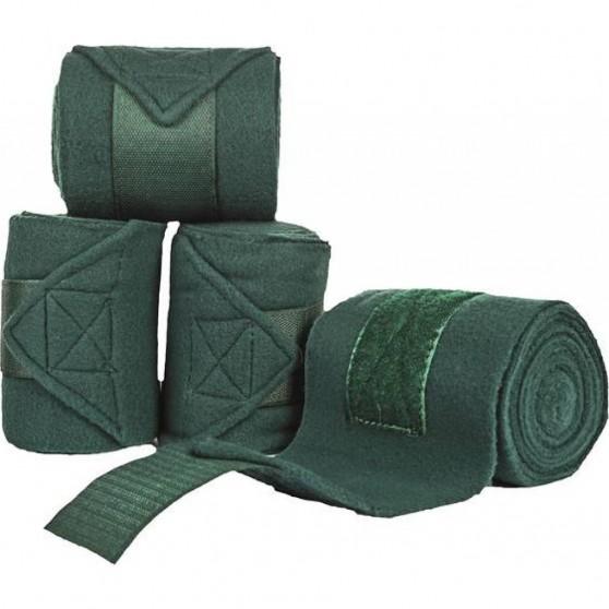 HKM Bandes de polo Topcolor Vert