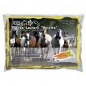 Bonbons pour chevaux carotte 750 g HKM