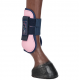 Set protège tendons + boulets poney FFE Lamicell Rose