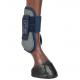 Set protège tendons + boulets poney FFE Lamicell Gris