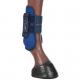 Set protège tendons + boulets poney FFE Lamicell Bleu roi