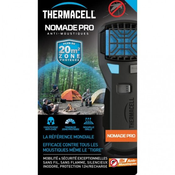 Portable Nomade Pro Anti-Moustiques Thermacell