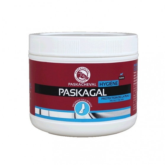 Paskagal protection peau Paskacheval