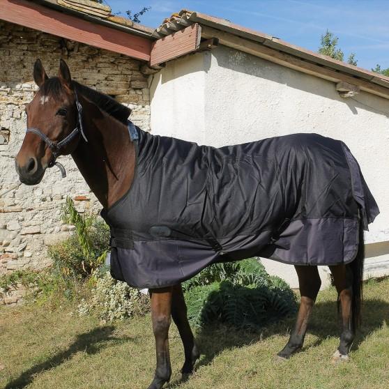 Couverture High Neck Titan DMH Equitation 600D 150g