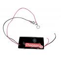 Coupe circuit sauve batterie électrificateur Buzzer ASD