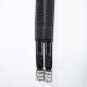 Sangle confort PVC DMH avec élastiques boucles argent